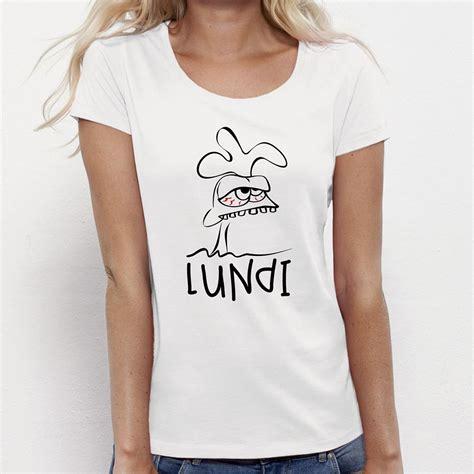 Tshirt Original t shirt original lundi