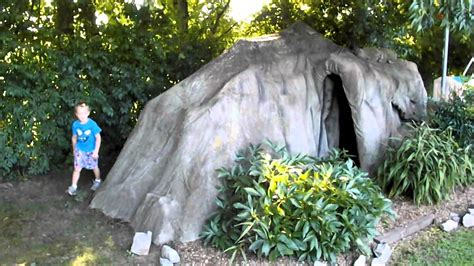 Backyard Fun Homemade Backyard Fun Diy Backyard Backyard Cave