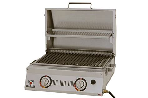 100 ceramic grill bad solaire sol aa23a lp burner tabletop infrared