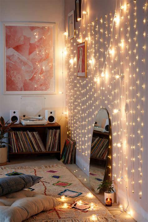 inredningstips  jul med ljusslingor elle decoration