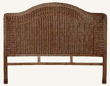 rattan headboards for queen beds wicker headboard twin queen king wicker headboards