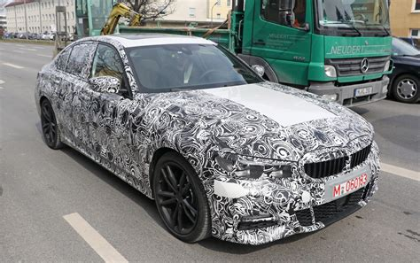 Bmw 3 Series G20 2019 Interior by 2019 Bmw 3 Series G20 Shows All New Interior M Sport
