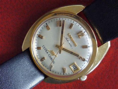 Peter Irniger 's Vintage Watches: Longines Ultra Chron GF