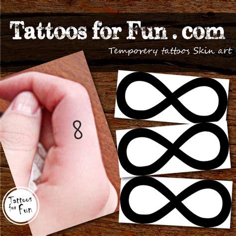 infinity tattoo temporary infinity temporary tattoo tattoos for fun