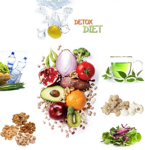 Detox With Vegetables by Detox Foods To Eat And Avoid