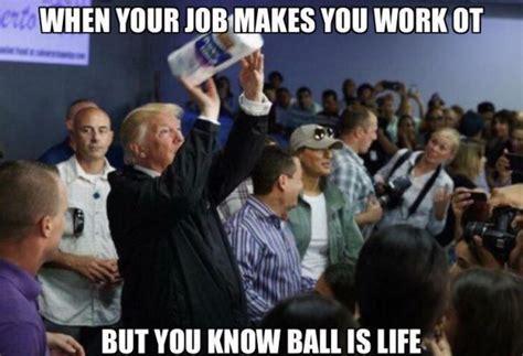 ball  life trump sportige