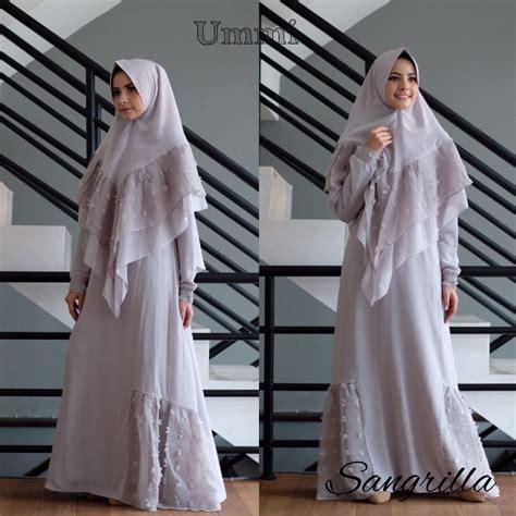 New Arrival Gamis Azzahra Syar39i By Dna Clothing Indonesia sangilla syari by ummi distributor gamis branded original murah