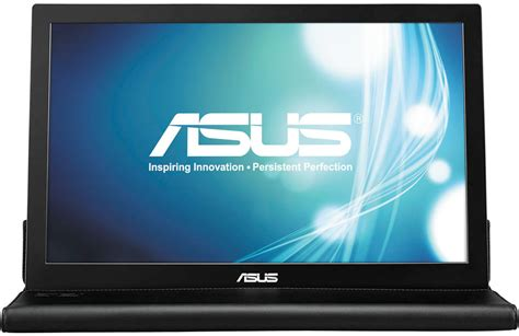Monitor Notebook Asus asus mb168b 15 6 quot hd usb powered monitor b h explora