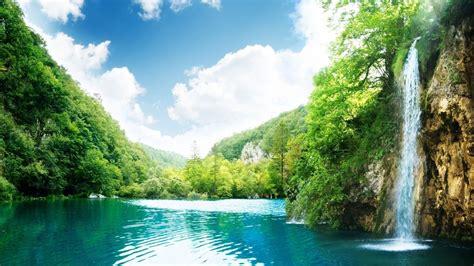 imagenes wallpaper 1366x768 lago en la selva 1366x768 fondos de pantalla y wallpapers