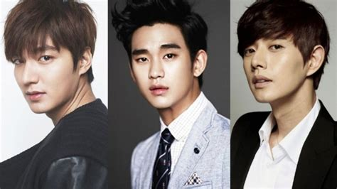 yoo ah in y su novia lee min ho kim soo hyun and park hae jin give back to