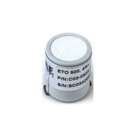 rae systems ethylene oxide  extended range sensor