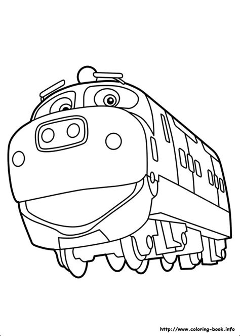 free coloring pages of bo on the go