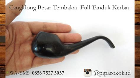 Pipa Rokok Cangklong Bandung toko pipa cangklong di bandung