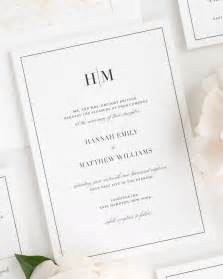 monogram wedding invitations glam monogram wedding invitations wedding invitations by