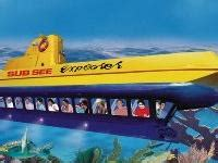 glass bottom boat cancun paradise adventure submarine boat and snorkeling from cancun