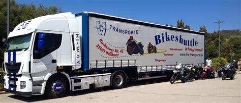 Motorradtransport H Llhorst by Westerfeld Transporte Gmbh