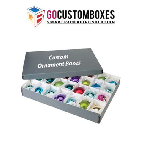 ornament boxes ornament boxes high quality custom printed ornament boxes