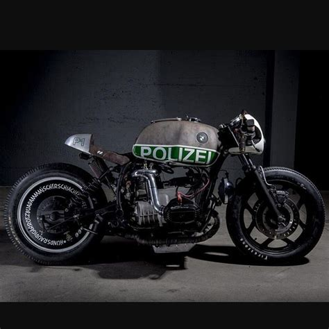 Auspuff Motorrad Sonderanfertigung by Bmw K100 Cafe Racer Design 143 Caf 233 Racers And On