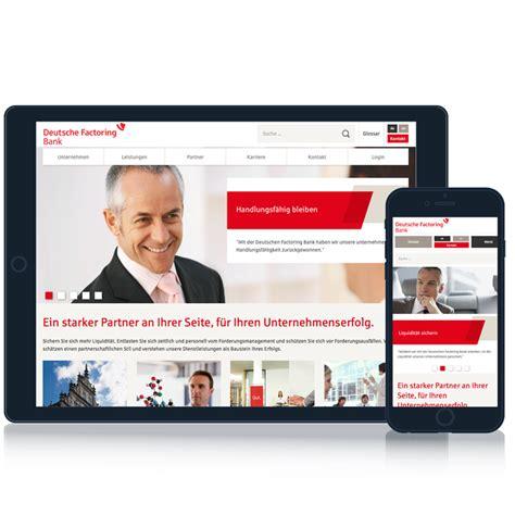 factor bank ag deutsche factoring bank factoring fuer mittelstaendler