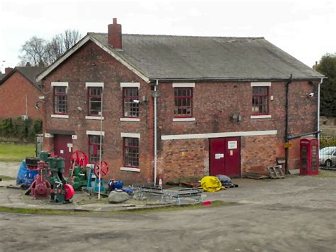Astley Garage astley green colliery museum the 169 david dixon cc by