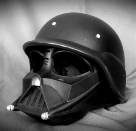Star Wars Motorradhelm by Star Wars Motorcycle Helmets I Am One With The Force
