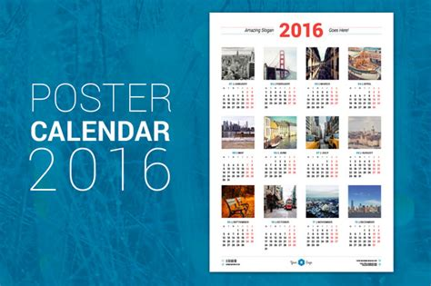 calendar poster template awesome calendar template deals for your planning needs