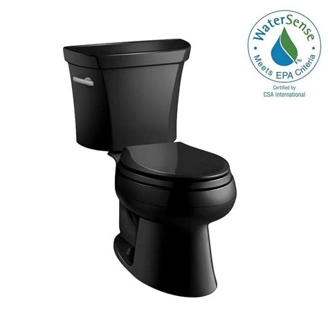 Stool Sticks To Toilet Bowl by Kohler Persuade 2 0 8 Or 1 6 Gpf Dual Flush