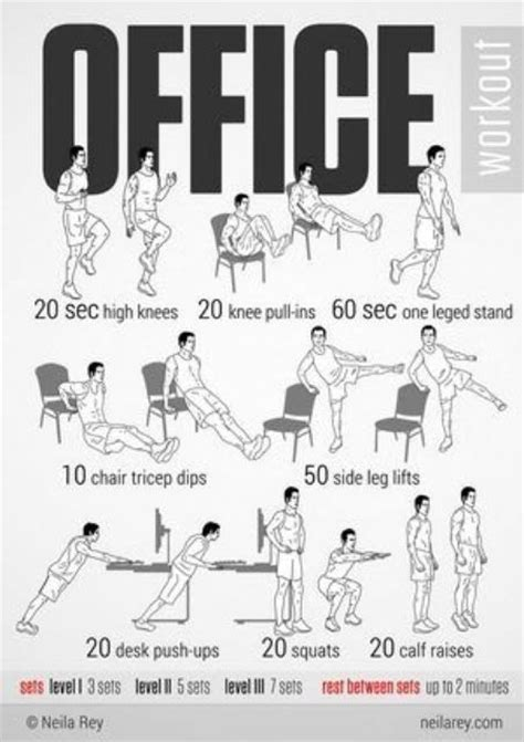 Pin By Breanna Palmer On My Pintrest Board Pinterest Office Workouts At Desk