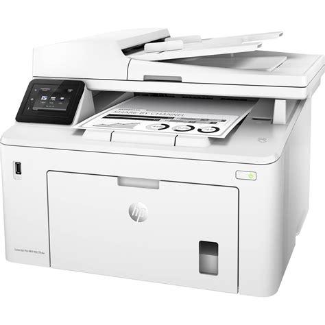 laserjet printable area hp laserjet pro m227fdw all in one monochrome laser g3q75a bgj