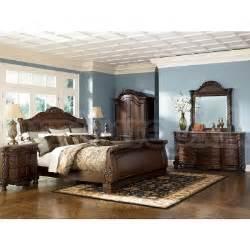 Shore Sleigh Bedroom Set Sale Shore Sleigh Bedroom Set Millennium Furniturepick