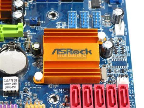 Mainboard Sockel 939 by Asrock 939a785gmh 128m Micro Atx Mainboard F 252 R Sockel 939 Neu Im Testlabor