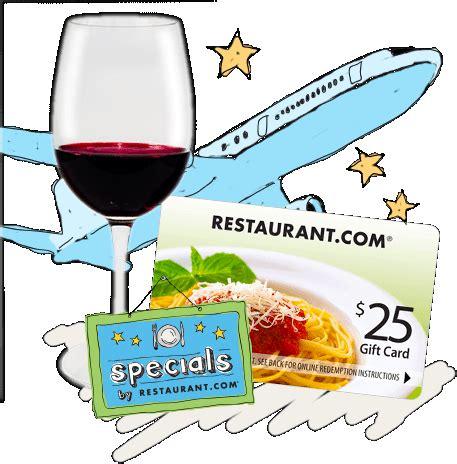 How To Redeem Opentable Gift Card - redeem restaurant com gift certificate lamoureph blog