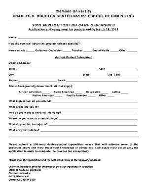 Clemson Acceptance Letter Clemson Admissions Essay Mfawriting515 Web Fc2
