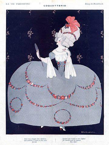 1396476474 la vie elegante a paris la vie parisienne umberto brunelleschi 1913 elegant