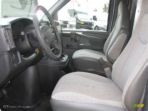 2003 gmc savana cutaway 3500 commercial utility van interior color photos gtcarlot com