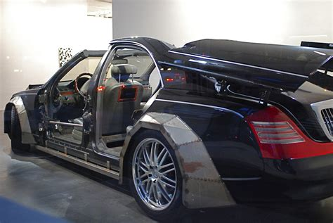 z maybach nyc nyc 2004 otis maybach 57 from z and kanye west
