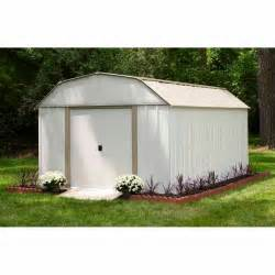 arrow 10 x 12 barn roof storage building shop your way