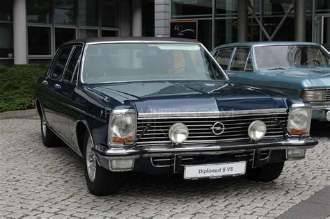 opel diplomat b 5 4 1977 monogram for sale for sale in