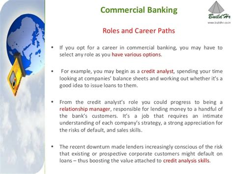 Commercial Banking Mba by Time To Embrace New Opportunities Mba Finance