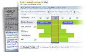 doodle poll outlook 2010 scheduleonce alternatives and similar websites and apps