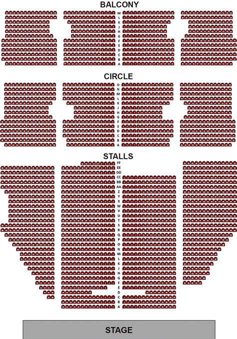 opera house blackpool seating plan let it be blackpool opera house tickets blackpool