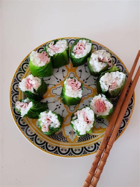 sushi fatto in casa sushi fatto in casa di pasticci di susi