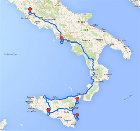 map of amalfi coast map of italy showing tuscany and amalfi coast pictures to pin on pinsdaddy
