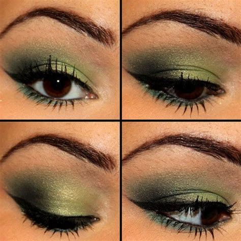 10 Smokey Eye Tips by Top 10 Simple Smokey Eye Makeup Tutorials For Green