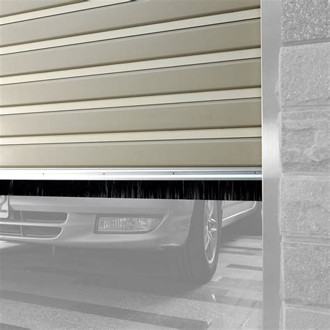 Garage Door Springs Bunnings Bunnings Moroday Moroday 70mm X 2 55m Garage Brush Door