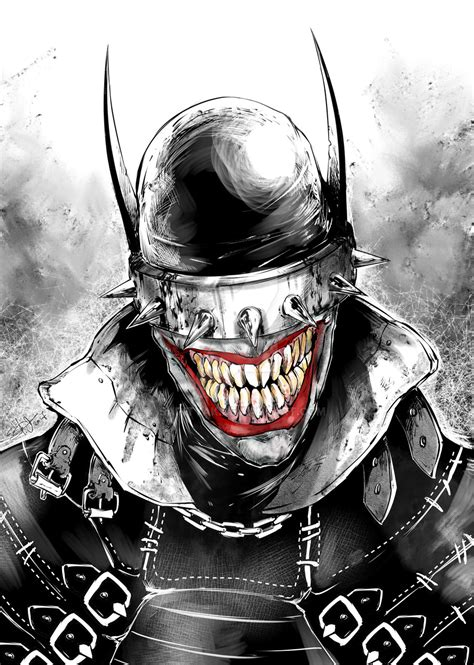 batman the who laughs batman who laughs by saintyak on deviantart