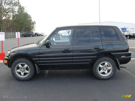 toyota rav4 1999 1999 black toyota rav4 24589259 gtcarlot car