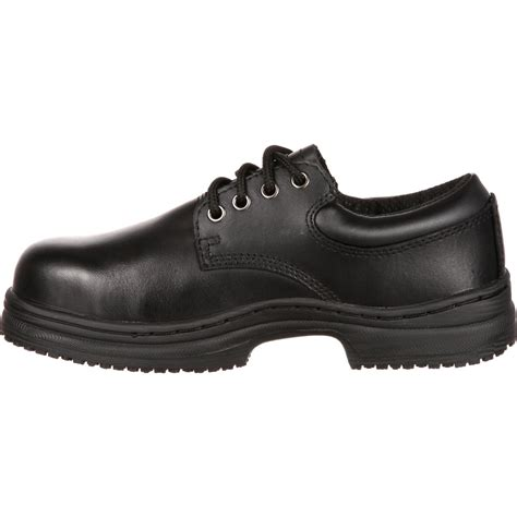 most comfortable slip resistant shoes slipgrips steel toe slip resistant oxfords 5332