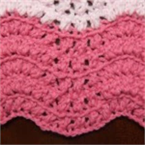 crochet pattern jamie blanket double crochet ripple pattern crochet for beginners