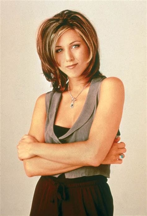 the rachel haircut on other women jennifer aniston reveals why she hated the rachel haircut
